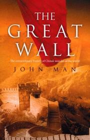 Cover of: The Great Wall | John Man