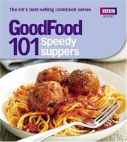 Cover of: 101 Speedy Suppers | Jane Hornby