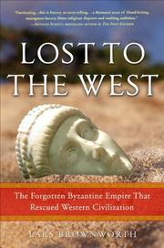 Cover of: Lost to the West | Lars Brownworth