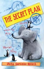 Cover of: The secret plan | Julia Sarcone-Roach