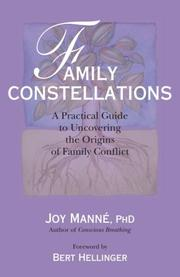 Cover of: Family constellations by Joy Manné