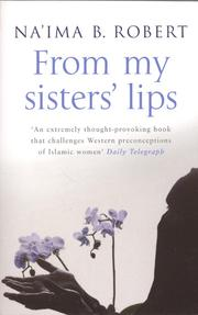 Cover of: From my sisters' lips | Na'íma Robert