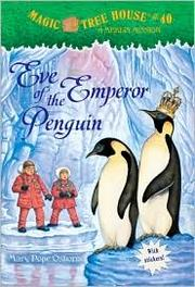 Cover of: Eve of the Emperor Penguin | Mary Pope Osborne