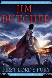 Cover of: First lord's fury | Jim Butcher
