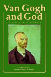 Cover of: Van Gogh and God | Edwards, Cliff