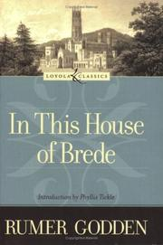Cover of: In this house of Brede | Rumer Godden