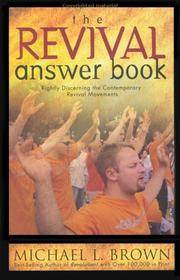 Cover of: The revival answer book | Michael L. Brown