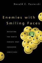 Cover of: Enemies With Smiling Faces | Donald C. Posterski