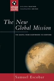 Cover of: The New Global Mission | Samuel Escobar