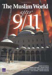 Cover of: The Muslim World After 9/11 | Peter Chalk
