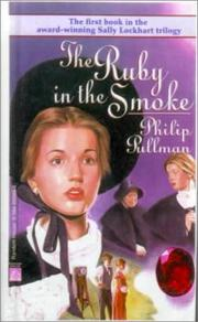 Cover of: The ruby in the smoke by Philip Pullman