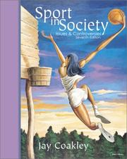 Cover of: Sport in Society with PowerWeb by Jay Coakley