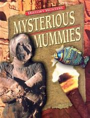 Cover of: Mysterious Mummies (History Hunters) | Fiona MacDonald