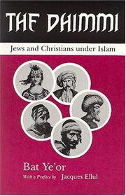 Cover of: The Dhimmi | David Maisel