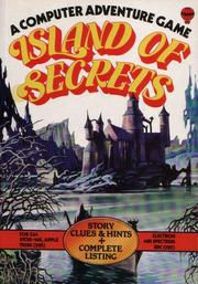 Cover of: Island of Secrets (Computer Adventures) by Jenny Tyler, Les Howarth