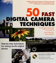 Cover of: 50 fast digital camera techniques | Gregory Georges