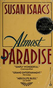 Cover of: Almost paradise | Isaacs, Susan