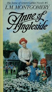 Cover of: Anne of Ingleside by L. M. Montgomery