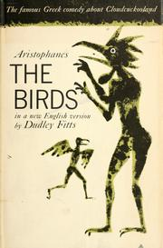 Cover of: Birds by Aristophanes