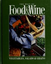 Cover of: The Best of food & wine |