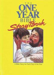 Cover of: The one year bible story book by Virginia J. Muir