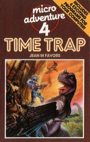 Cover of: Time Trap | Jean M. Favors