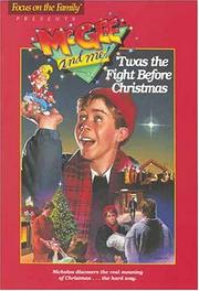 Cover of: 'Twas the fight before Christmas | Bill Myers
