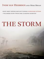Cover of: The storm by Ivor van Heerden