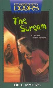 Cover of: The scream | Bill Myers