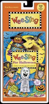 Cover of: Wee Sing for Halloween by Susan Hagen Nipp