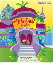 Cover of: The dinosaur store | Sylvia Branzei