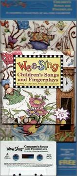 Cover of: Wee Sing Children's Songs and Fingerplays book and cd | Susan Hagen Nipp