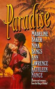Cover of: Paradise | Nina Bangs