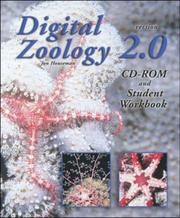 Cover of: Digital Zoology Version 2.0 CD-ROM with Workbook | Jon Houseman