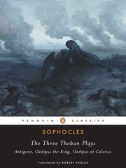 Cover of: The Three Theban Plays by Sophocles
