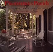 Cover of: Pleasures of the Porch | Daria Price Bowman