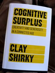 Cover of: Cognitive Surplus by Clay Shirky