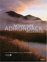 Cover of: Adirondack by Nathan Farb