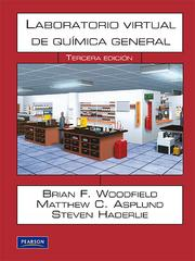 Cover of: Laboratorio Virtual De Quimica General by Brian F Woodfield