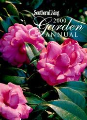 Cover of: Southern Living 2000 Garden Annual (Southern Living Garden Annual) | Southern Living