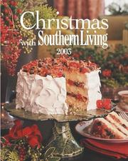 Cover of: Christmas With Southern Living 2003 (Christmas With Southern Living) by Southern Living Magazine