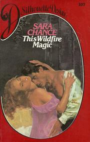 Cover of: This Wildfire Magic by Sara Chance