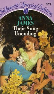 Cover of: Their song unending by Anna James