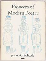 Cover of: Pioneers of modern poetry | Robert Peters