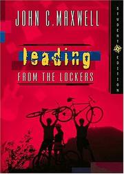 Cover of: Leading from the Lockers | John C. Maxwell