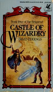 Cover of: Castle of wizardry | David Eddings