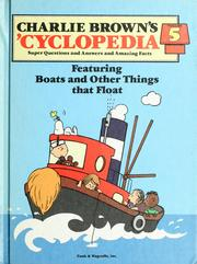 Cover of: Charlie Brown's 'cyclopedia : super questions and answers and amazing facts featuring boats and other things that float | Charles M. Schulz