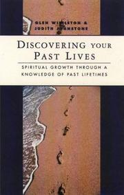 Cover of: Discovering your past lives | Glenn Williston