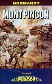 Cover of: Mont Pinçon by Eric Hunt
