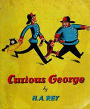 Cover of: Curious George by H. A. Rey